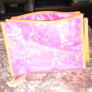 6for $20- NWOT Lancome cosmetic bag